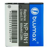 Blumax Akku NP-BN1 3,7v Li-ion für Sony DSC-W 550 DSC-W560 DSC-W 560 DSC-W570