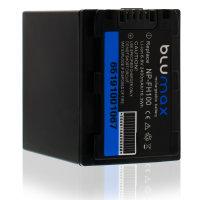 Blumax Akku NP-FH100 für Sony DCR-DVD110E DCR-DVD109...