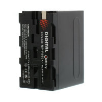 Ersatz Akku Np-F960 Battery Pack für Sony DCR-TRV890...