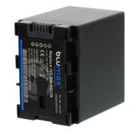 Blumax Akku für JVC BN-VG138EU HD500SEU HM300SEU...
