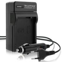 Blumax Ladegerät für Panasonic HDC-SD800...