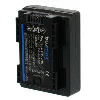 Ersatz Akku für Canon BP-709 LEGRIA HF M52 M56 M506 R46 R47 R48 R406 900mAh