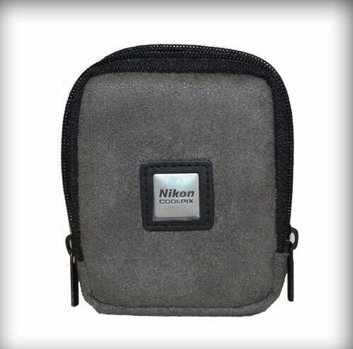 original Nikon Tasche Coolpix S5300 S2700 S4300 L29 L26 L25 L23 3200 2200 5900