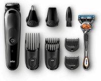 Braun MGK 5060 MultiGrooming Kit 8-in-1-Trimmer schwarz/grau