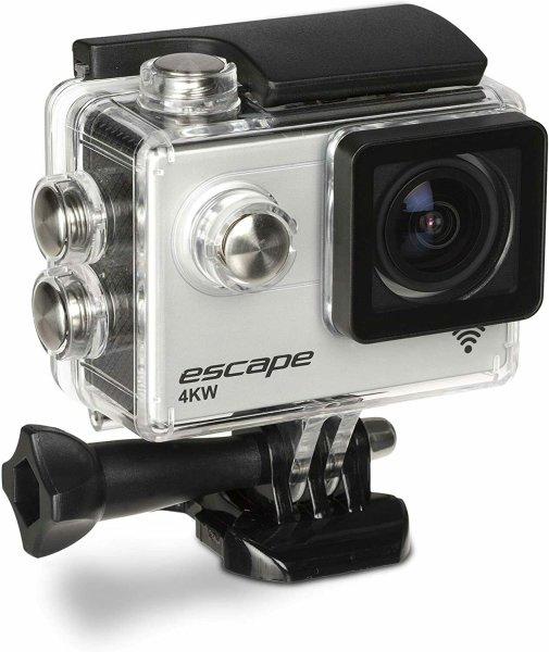 Kitvision Escape 4KW Wasserfeste Sport Action Camera Helmkamera Actionkamera Wat