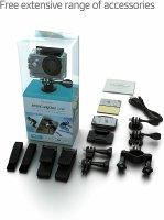 Kitvision Escape 4KW Wasserfeste Sport Action Camera...