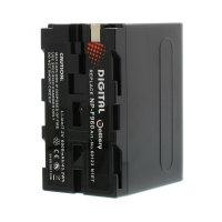 Ersatz Akku Np-F960 Battery Pack für Sony für...